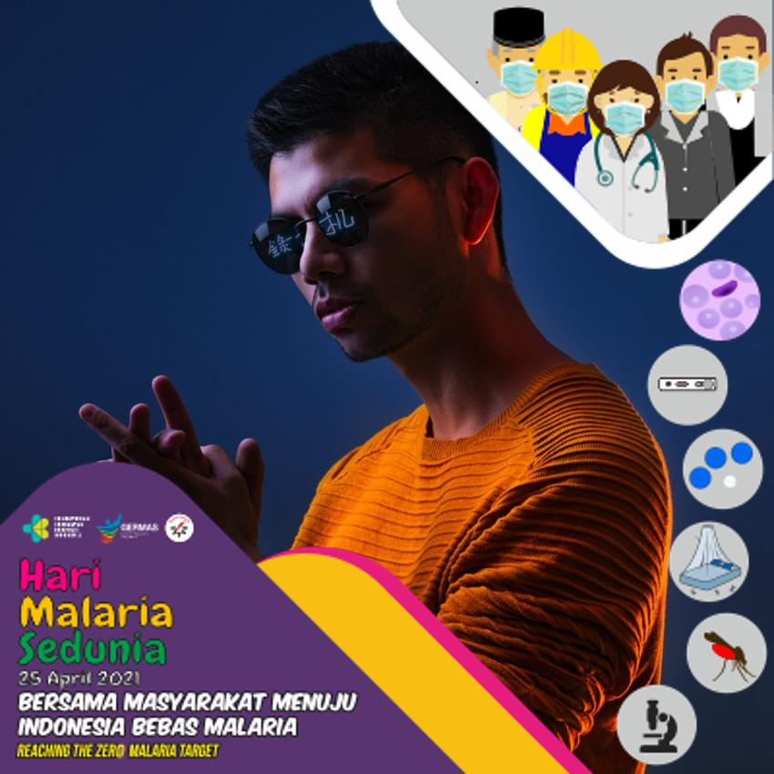 Hari malaria Sedunia 2021