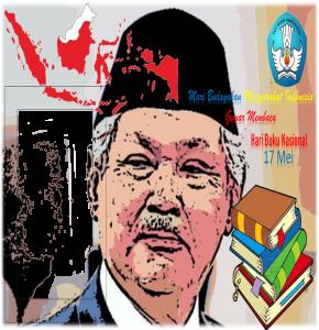 Bingkai Hari Buku Nasional