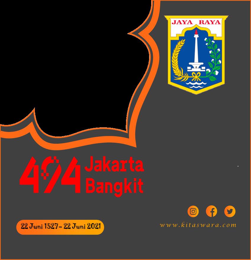 SELAMAT HUT JAKARTA 2021 KE 494